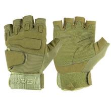 Mountan gants de vélo de sport de plein air gants de cyclisme demi-doigts gants de vélo coupe-vent