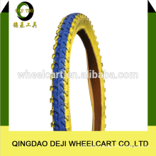 High quality soild natural and butyl rubber bicycle tire 26x2x1-3/4