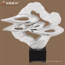 Garden decoration abstract sculpture tabletop souvenir hotel sculpture