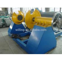 Descoladora hidráulica automática