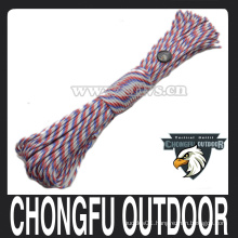 2016 hot selling 2mm 4mm paracord for outdoor sport