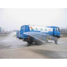 landscaping water tanker truck