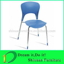 Cheap price fashionable style plastic stadium chair