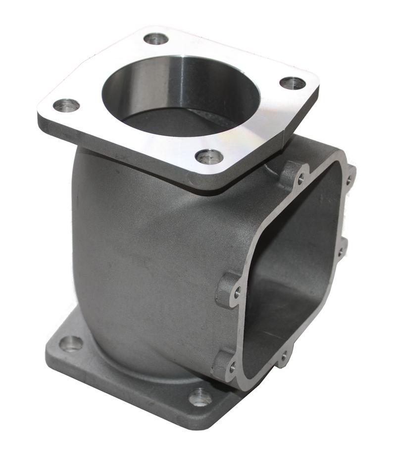 Aluminum Pump Casting