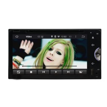 Full touch 6.95 inch DVD for RAV4/Corolla/Vios/Hilux