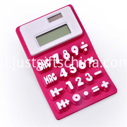 Promotional Foldable Solar Energy Calculator _5