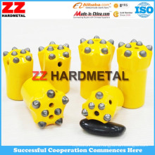 Thread Drill Bits for Rock