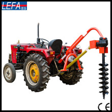 Portable Land Graben Maschinen Traktor Post Lochgrube