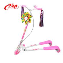 Gute Qualität bester Protritt-Rollerkinder für 8-Jährige / beste Rollerkinder mit großen Rädern für Kinder / Balancenroller scherzt CER