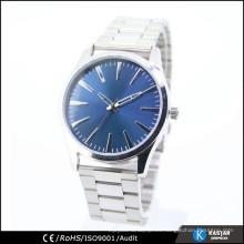 Reloj del cuarzo del diseño de la tendencia reloj al por mayor barato