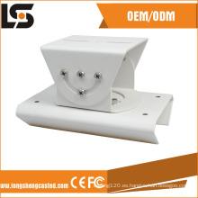Soporte de montaje de cámara CCTV de material de aluminio