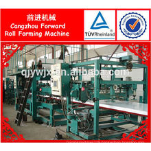 Lightweight EPS Roof/Wall Sandwich Panel Machine