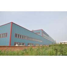 Taller de estructura de acero prefabricado (KXD-SSW1250)
