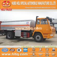 SHACMAN 4x2 270hp 15CBM camion de transport liquide acide à vendre prix bon marché