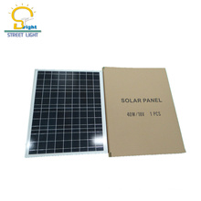 sensor integrated low price solar panel with micro inverter