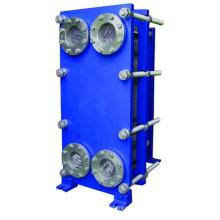 Съемный пластинчатый теплообменник API Sigma X29 для судового двигателя