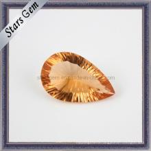 Высококачественный полудрагоценный камень цитрин