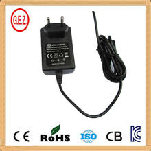 13v 1.5a KC approval dc power adapter