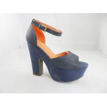 New Design Ladies Chunk Sandals (HCY03-191)