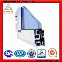 Profils d'aluminium à rupture thermique