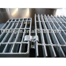 Крепежные крепления стальные решетчатые зажимы