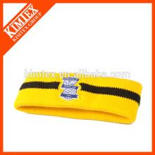 Hochwertiges Baumwoll-Elastik-Stirnband