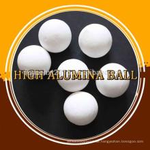 Hoher Reinheitsgrad 92% hoher Tonerde-Ball für refactory Industrie