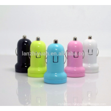 mini usb charger output 5v 2000ma Car Charger for Samsung Galaxy tablet S5 blackberry