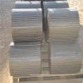 Resistência de alta temperatura equilibrada correia transportadora de malha de arame de aço inoxidável