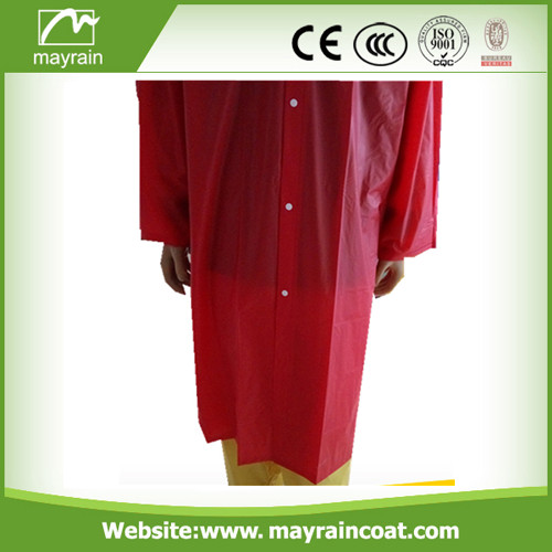 Cheap PVC Raincoat