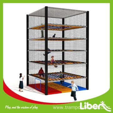 indoor climbing trampoline for kids china manufacturer. Black Bedroom Furniture Sets. Home Design Ideas