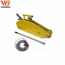 VOHOBOO mini electric vehicle wire rope hoist hand puller crane lifting sling
