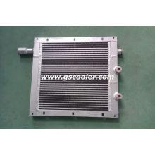 Refrigerador de Compressor de Alumínio para Exportação