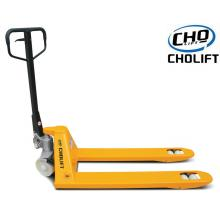 China for Pallet Truck For Narrow Aisles 1.5T Low  Profile Hand Operated Pallet Truck export to Seychelles Suppliers