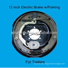 12 inch Electric Brake plate for trailer caravan
