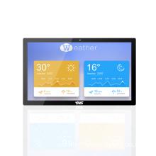 floor standing koisk 27 inch IPS screen tablets