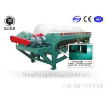 Separador magnético húmedo del separador del mineral del metal