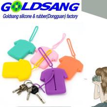 Korean Cute Silicone Clothes Key Bag/Pocket Bag