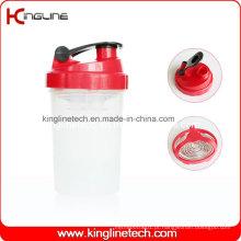 Garrafa protetora de proteína de 500 ml com liquidificador inoxidável (KL-7006)