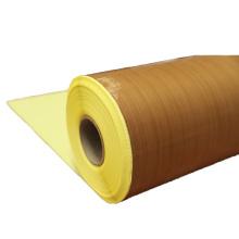 Термостойкая клейкая лента из ПТФЭ с антиадгезионным покрытием