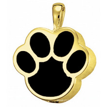 Special Stainless Steel Paw Urn Pet Pendant