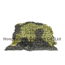 Militares de camuflaje de compensación, Caza Táctica Camo Net Woodland (HY-C011)