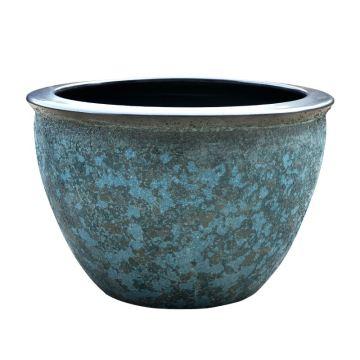 Custom Colorful Flower Ceramic Planter Pot