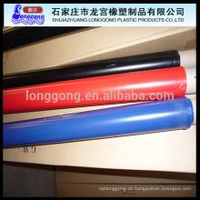 Pvc colorido fita elétrica rolls log