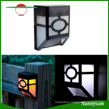 Solar Wall Light IP44 Waterproof Solar Wall Lamps Outdoor Wireless Solar Powered Light for Garden Yard Driveway Porch Gazebo Pathway Hallway Lighting