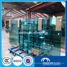 12mm thick tempered glass price, clear tempered 10mm glass sheet