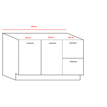 Free Designs Customized Bathroom Cabinet