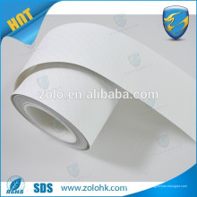 Rolo de papel sensível à água, material de etiqueta sensível à água