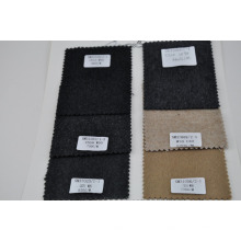 tela de mezcla de cachemira de lana vendedora en caliente para abrigos de invierno