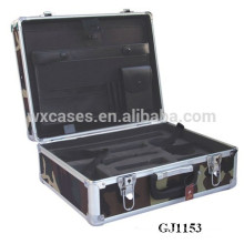 2014 new design!!!strong&portable aluminum tool box with custom foam insert inside manufacturer